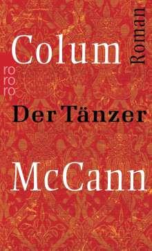 Colum McCann: Der Tänzer, Buch