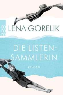 Lena Gorelik: Die Listensammlerin, Buch