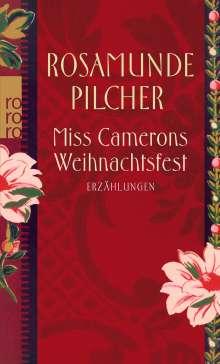 Rosamunde Pilcher: Miss Camerons Weihnachtsfest, Buch
