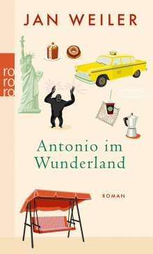 Jan Weiler: Antonio im Wunderland, Buch
