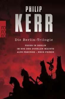 Philip Kerr: Die Berlin-Trilogie, Buch