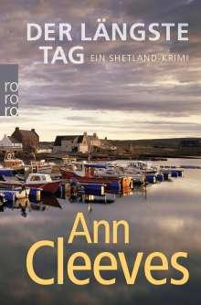 Ann Cleeves: Der längste Tag, Buch