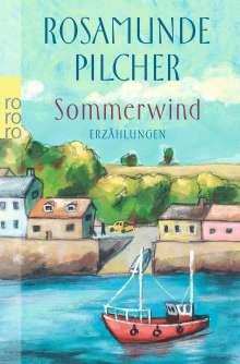 Rosamunde Pilcher: Sommerwind, Buch