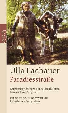 Ulla Lachauer: Paradiesstraße, Buch