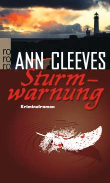 Ann Cleeves: Sturmwarnung, Buch