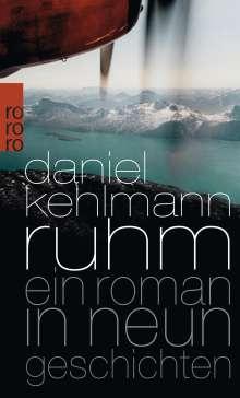 Daniel Kehlmann: Ruhm, Buch