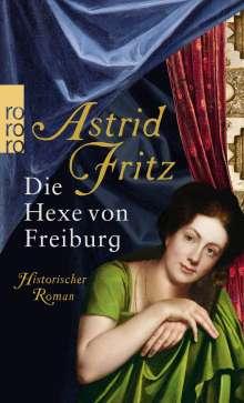 Astrid Fritz: Die Hexe von Freiburg, Buch