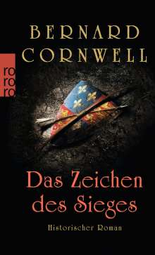 Bernard Cornwell: Das Zeichen des Sieges, Buch