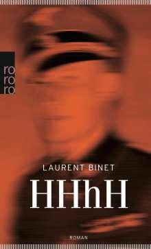 Laurent Binet: HHhH, Buch