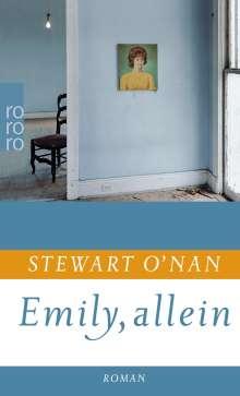 Stewart O'Nan: Emily, allein, Buch