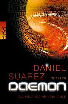 Daniel Suarez: Daemon, Buch