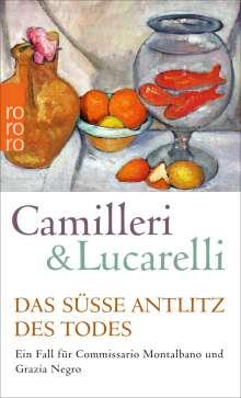 Andrea Camilleri (1925-2019): Das süße Antlitz des Todes, Buch