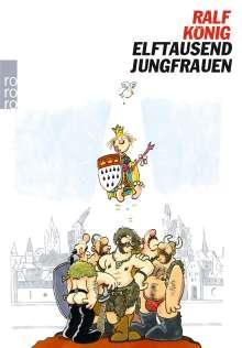 Ralf König: Elftausend Jungfrauen, Buch