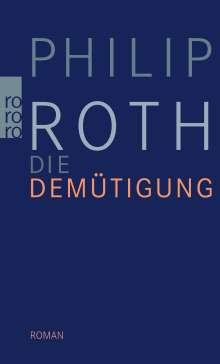 Philip Roth: Die Demütigung, Buch