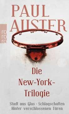 Paul Auster: Die New-York-Trilogie, Buch