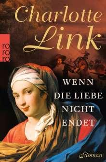 Charlotte Link: Wenn die Liebe nicht endet, Buch