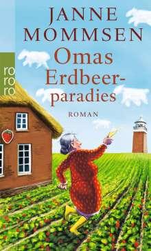 Janne Mommsen: Omas Erdbeerparadies, Buch