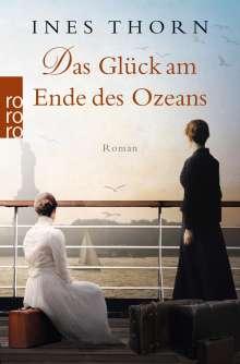 Ines Thorn: Das Glück am Ende des Ozeans, Buch