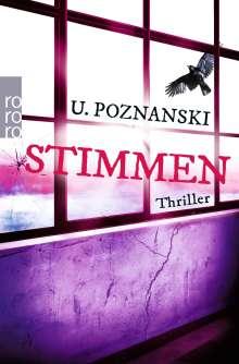 Ursula Poznanski: Stimmen, Buch