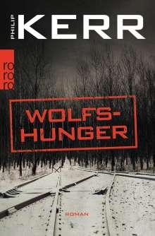 Philip Kerr: Wolfshunger, Buch