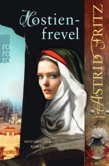 Astrid Fritz: Hostienfrevel, Buch