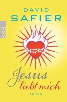 David Safier: Jesus liebt mich, Buch