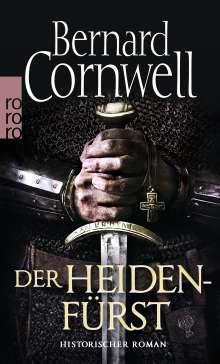 Bernard Cornwell: Der Heidenfürst. Uhtred 07, Buch