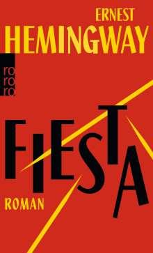 Ernest Hemingway: Fiesta, Buch