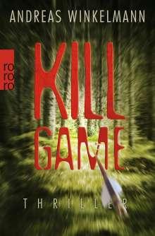 Andreas Winkelmann: Killgame, Buch