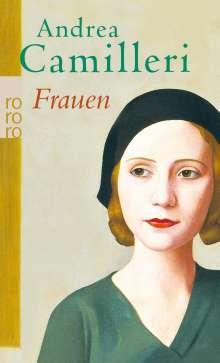 Andrea Camilleri (1925-2019): Frauen, Buch