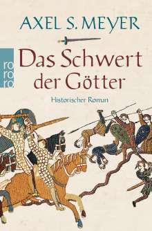 Axel S. Meyer: Das Schwert der Götter, Buch