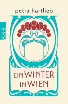 Petra Hartlieb: Ein Winter in Wien, Buch