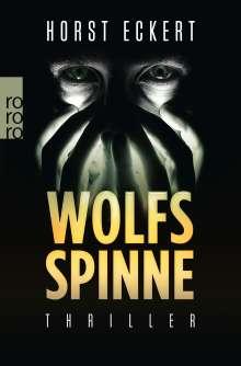 Horst Eckert: Wolfsspinne, Buch