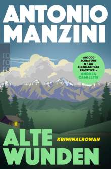 Antonio Manzini: Alte Wunden, Buch