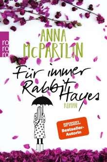 Anna McPartlin: Für immer Rabbit Hayes, Buch