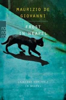 Maurizio De Giovanni: Frost in Neapel, Buch