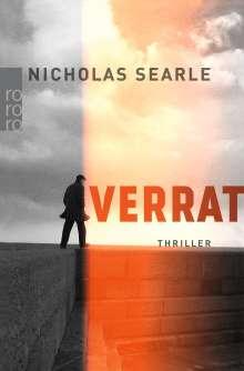 Nicholas Searle: Verrat, Buch