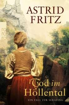 Astrid Fritz: Tod im Höllental, Buch