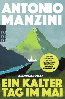 Antonio Manzini: Ein kalter Tag im Mai, Buch