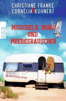 Christiane Franke: Muscheln, Mord und Meeresrauschen, Buch