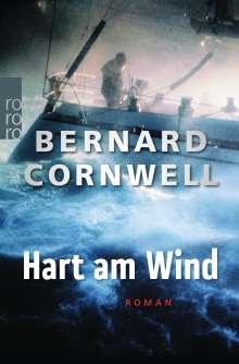 Bernard Cornwell: Hart am Wind, Buch