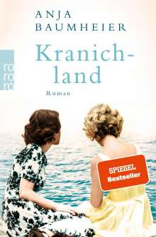 Anja Baumheier: Kranichland, Buch