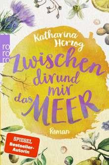 Katharina Herzog: Zwischen dir und mir das Meer, Buch