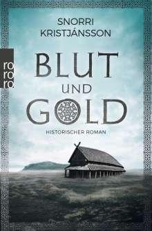 Snorri Kristjánsson: Blut und Gold, Buch