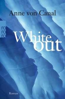 Anne von Canal: Whiteout, Buch