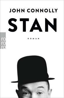 John Connolly: Stan, Buch