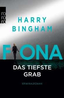 Harry Bingham: Fiona: Das tiefste Grab, Buch