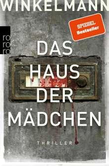 Andreas Winkelmann: Das Haus der Mädchen, Buch