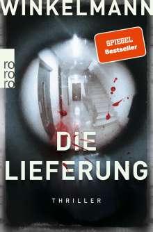 Andreas Winkelmann: Die Lieferung, Buch