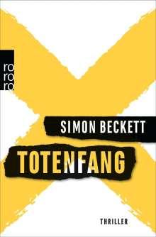 Simon Beckett: Totenfang, Buch